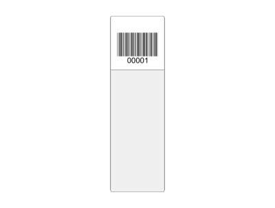 Wrap Around Barcode