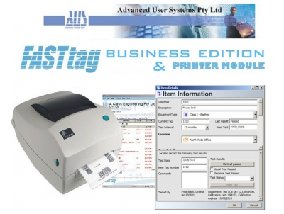 FASTtag & Printing Module